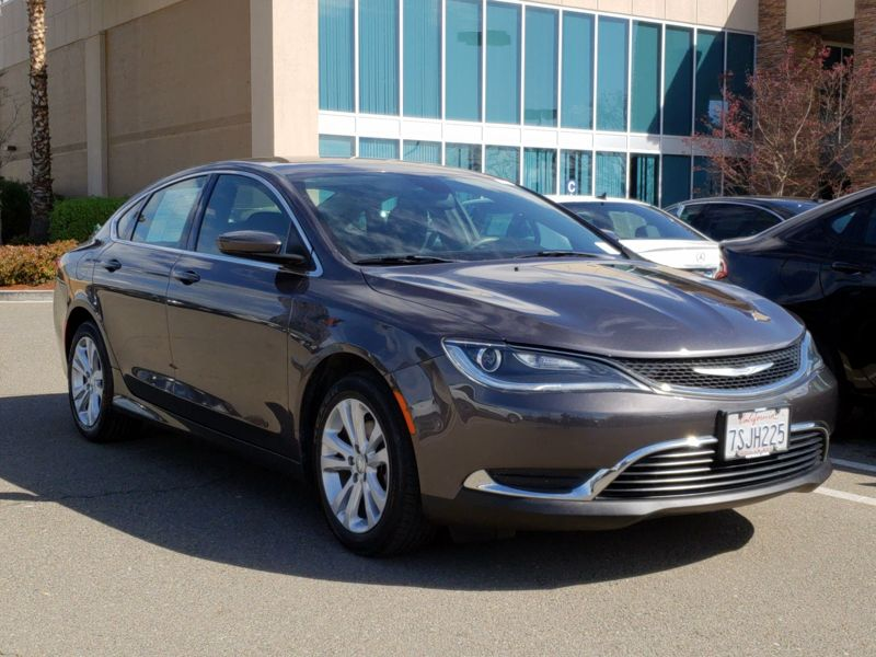 Used Chrysler 200 In Modesto Ca