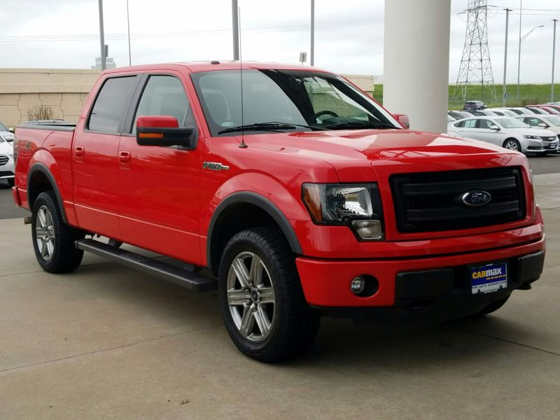 2014 Ford F150 For Sale >> 2014 Ford F150 Fx4