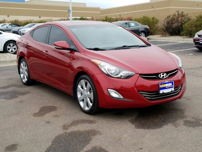 Used Hyundai Elantra with Smart Key in Denver, CO