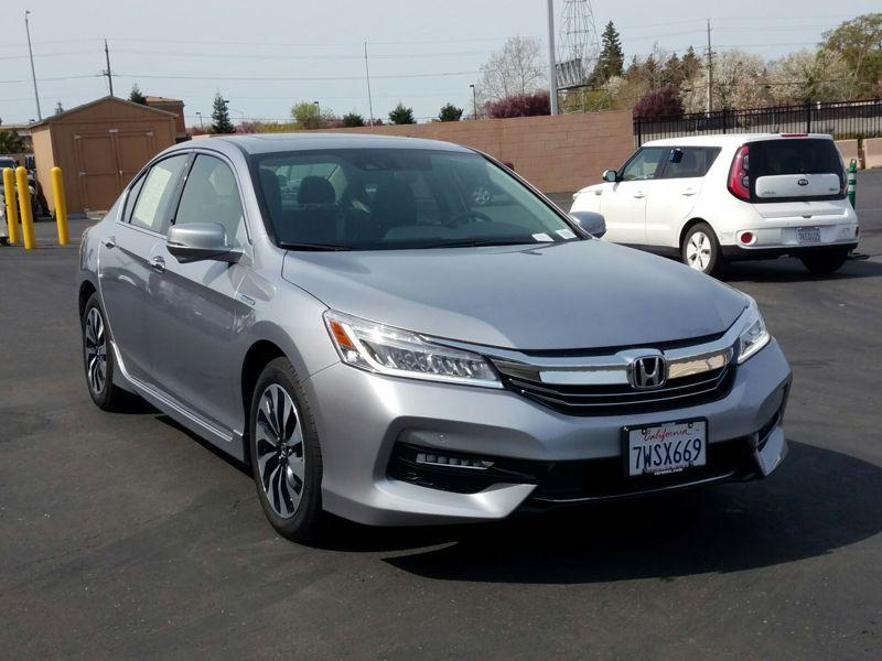 Honda Accord Hybrid For Sale >> 2017 Honda Accord Hybrid Touring