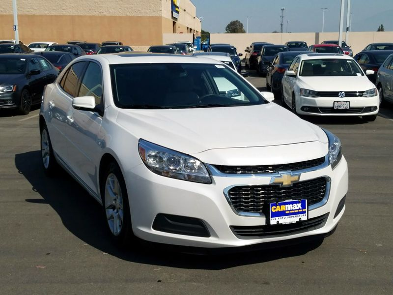 Used 2016 Chevrolet Malibu Limited Lt For Sale