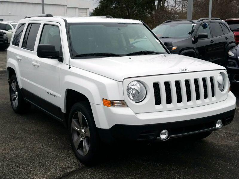 White Jeep Patriot >> Used Jeep Patriot White Exterior In Atlanta Ga