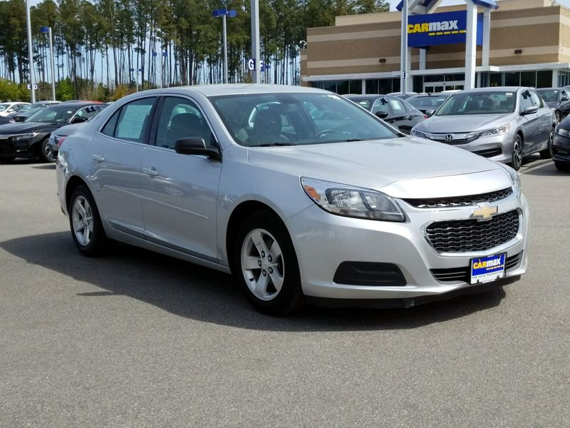 Used Chevrolet Malibu Ls In Greenville Sc