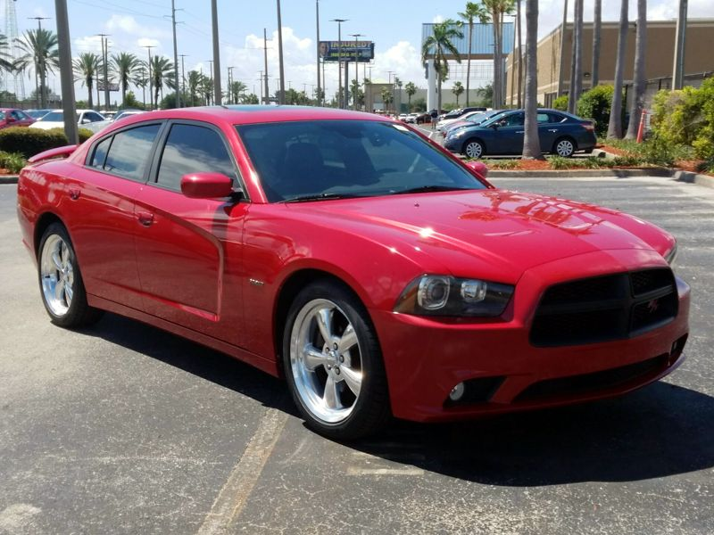 Used Dodge Charger SRT-8 for Sale