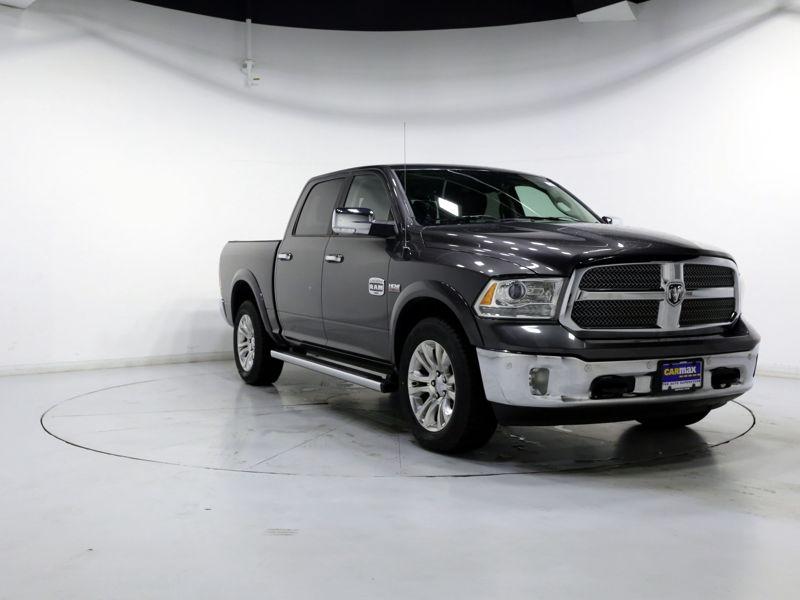 Used 2015 Dodge Ram 1500 Laramie Longhorn For Sale