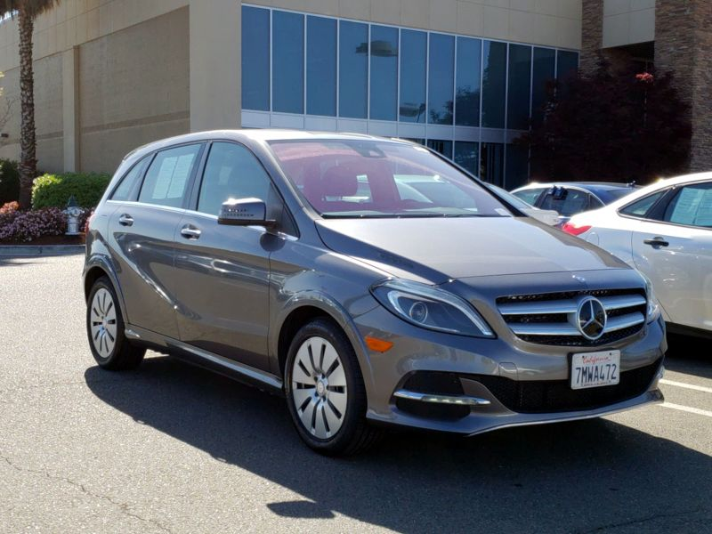 Mercedes B Class Electric >> Used Mercedes Benz Electric Cars For Sale