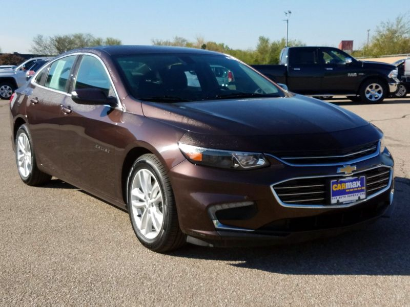 Used Chevrolet Malibu Brown Exterior For Sale