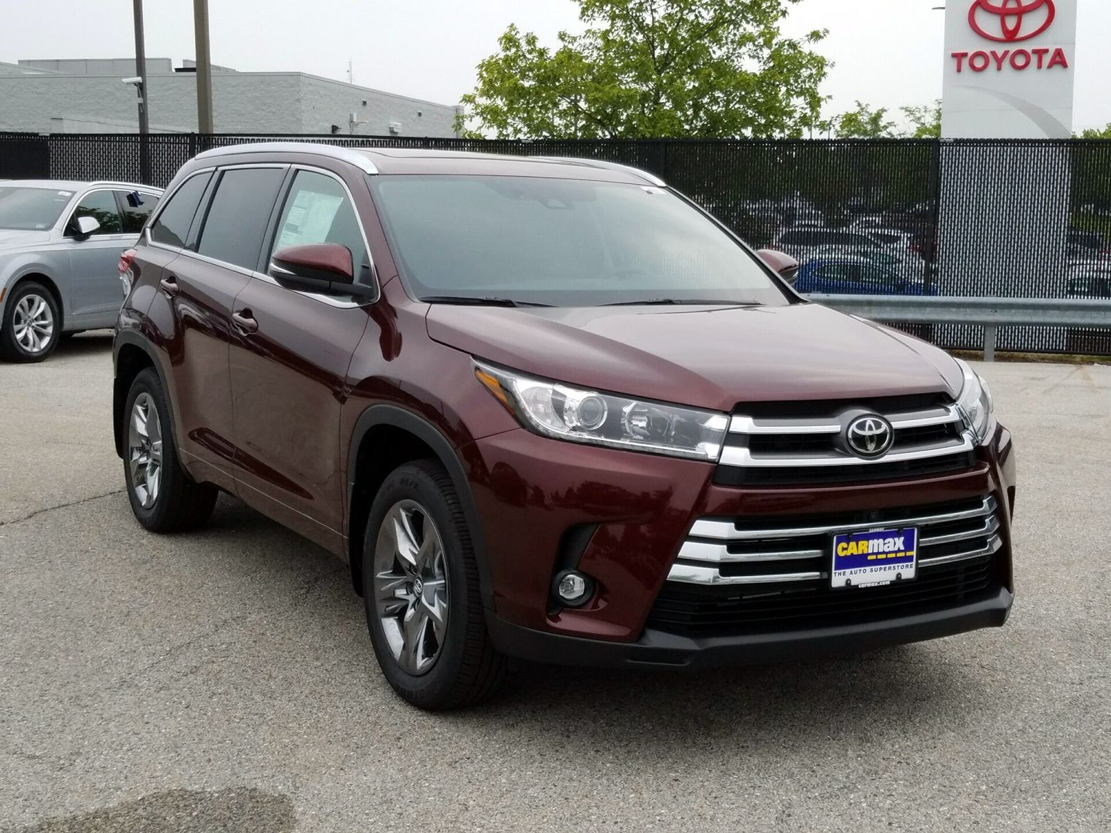 Toyota Laurel Md >> Used Toyota Highlander 2019 Laurel Md
