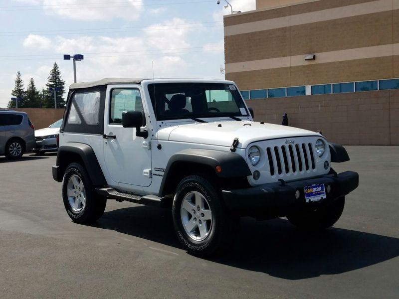 Jeep Wrangler Sport For Sale >> Used Jeep Wrangler Sport For Sale