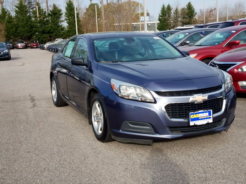 Used 2015 Chevrolet Malibu In Newport News Va