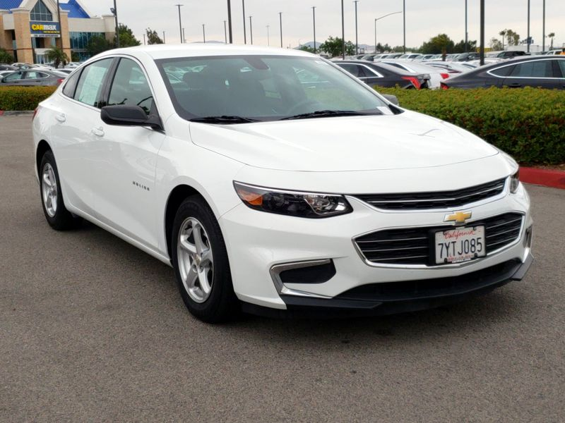 Used 2018 Chevrolet Malibu For Sale