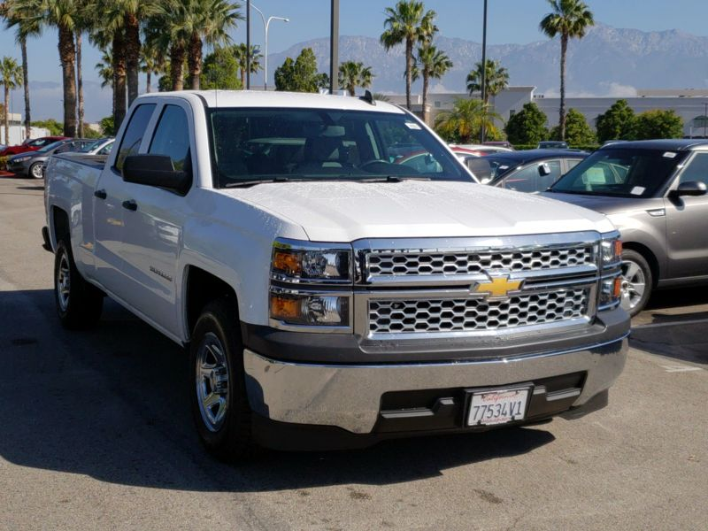 Used 2015 Chevrolet Silverado 1500 For Sale