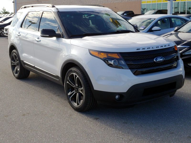 2013 Ford Explorer Sport For Sale >> Used 2013 Ford Explorer Sport For Sale