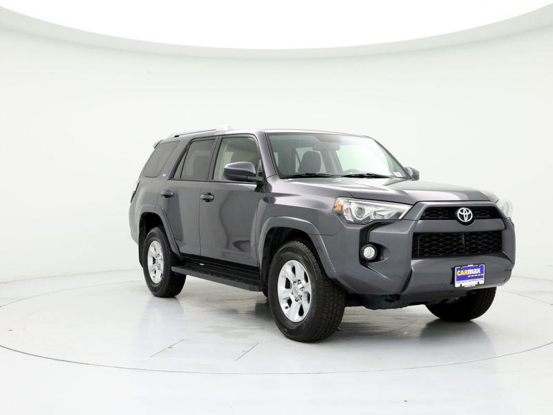 Carmax Toyota 4Runner >> Used Toyota 4Runner for Sale