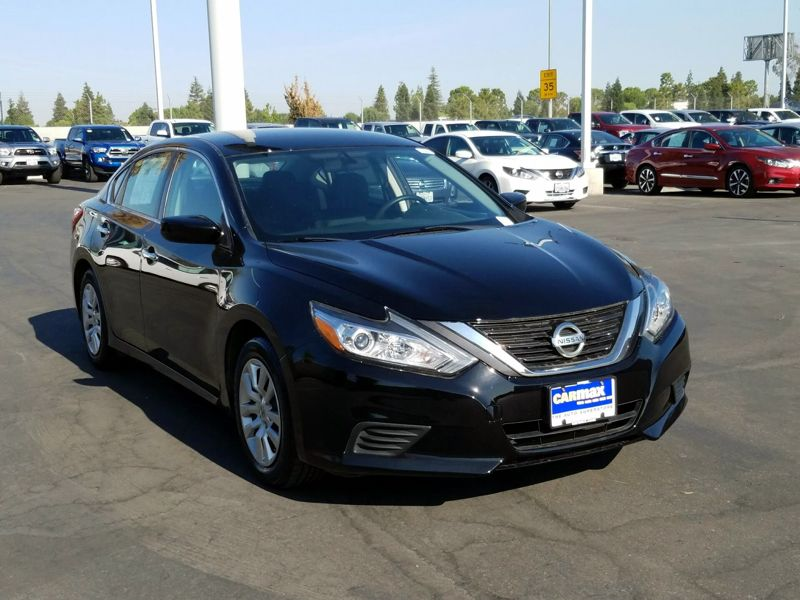 Black Nissan Altima >> 2017 Nissan Altima S