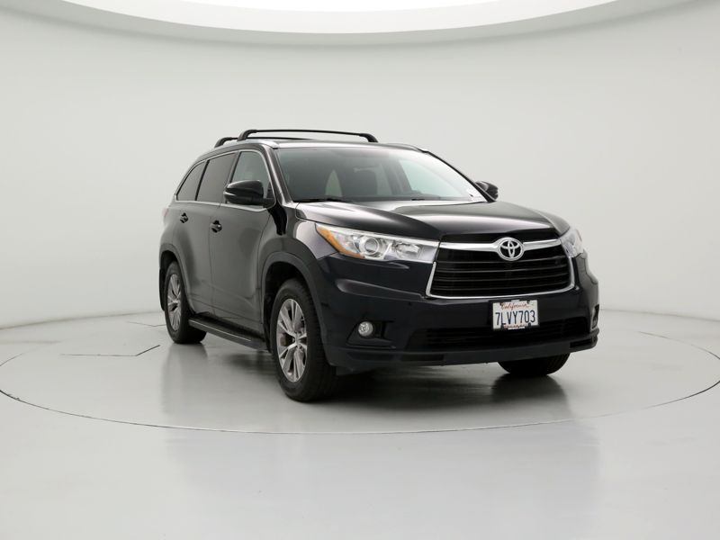 2015 Toyota Highlander For Sale >> 2015 Toyota Highlander Xle