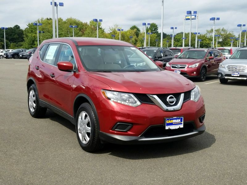 Used Nissan Rogue In Waterbury Ct For Sale