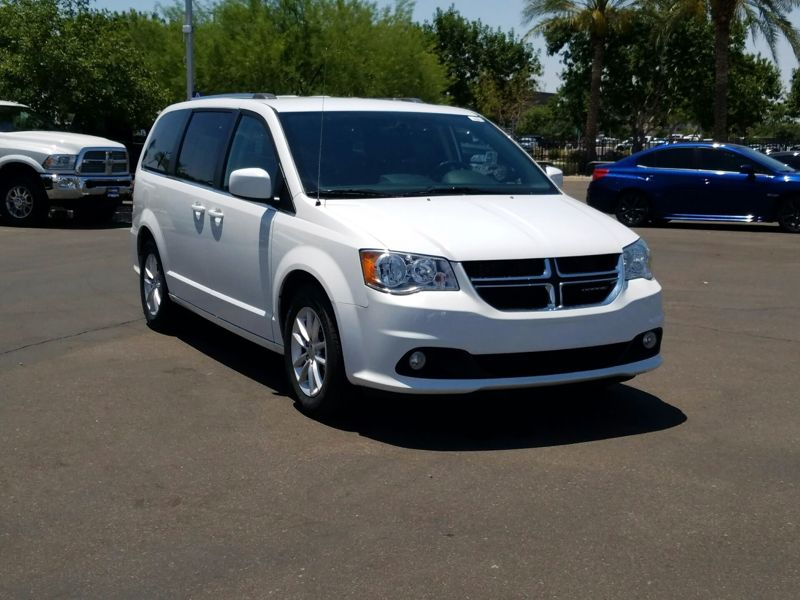 Used Dodge Grand Caravan with Rear Air Conditioning