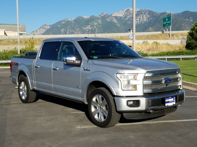 Used Ford F150 Platinum for Sale