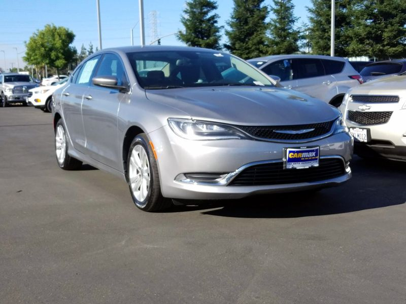 Chrysler 200 For Sale >> Used Chrysler 200 With Remote Start For Sale
