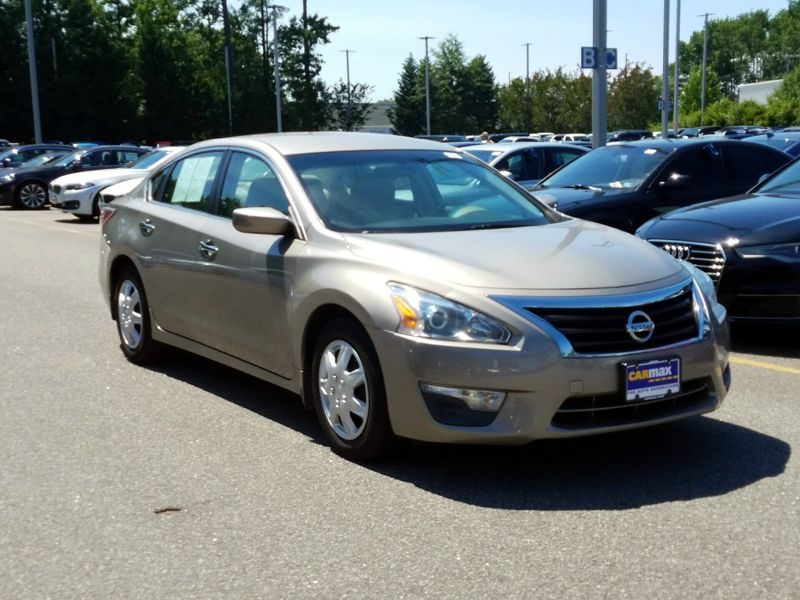 Nissan Greenville Nc >> Used Nissan Altima S In Greenville Nc