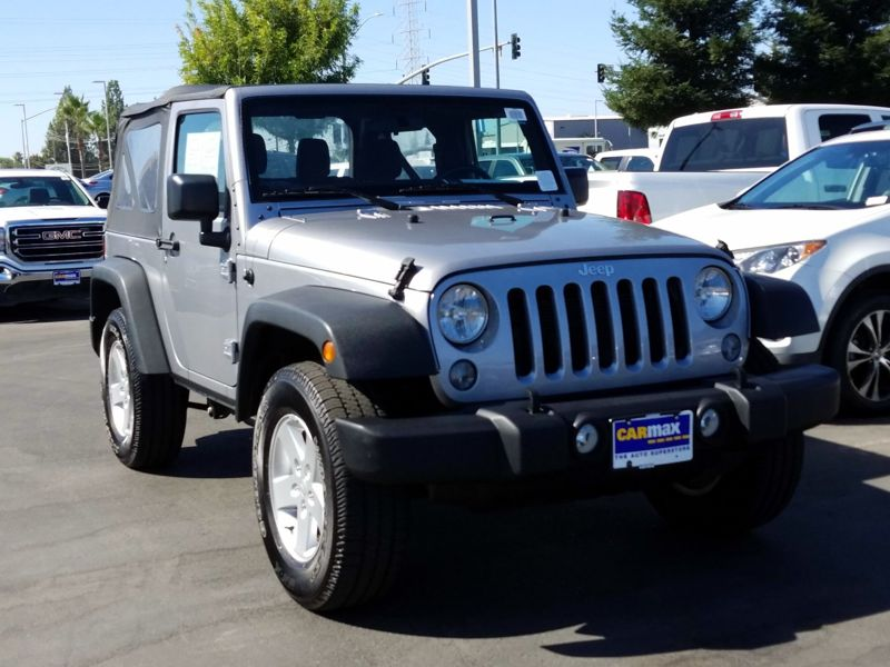 Used Jeeps Near Me >> 2018 Jeep Wrangler Sport
