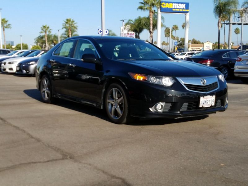 Used Acura TSX 4 door sedan for Sale
