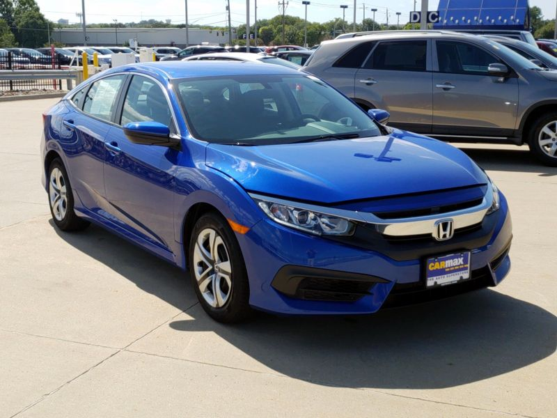 Honda Of Des Moines >> Used Honda Civic In Des Moines Ia For Sale