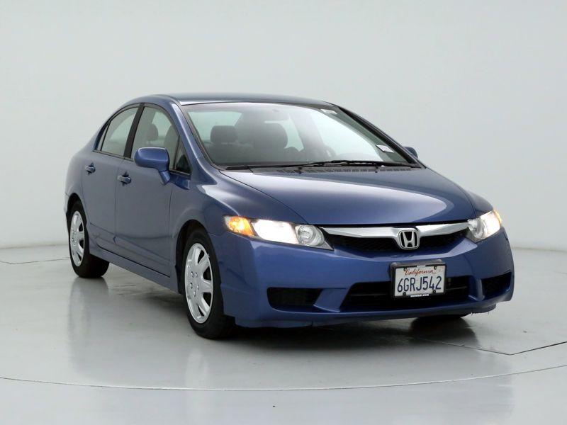 Hondas For Sale >> 2009 Honda Civic Lx