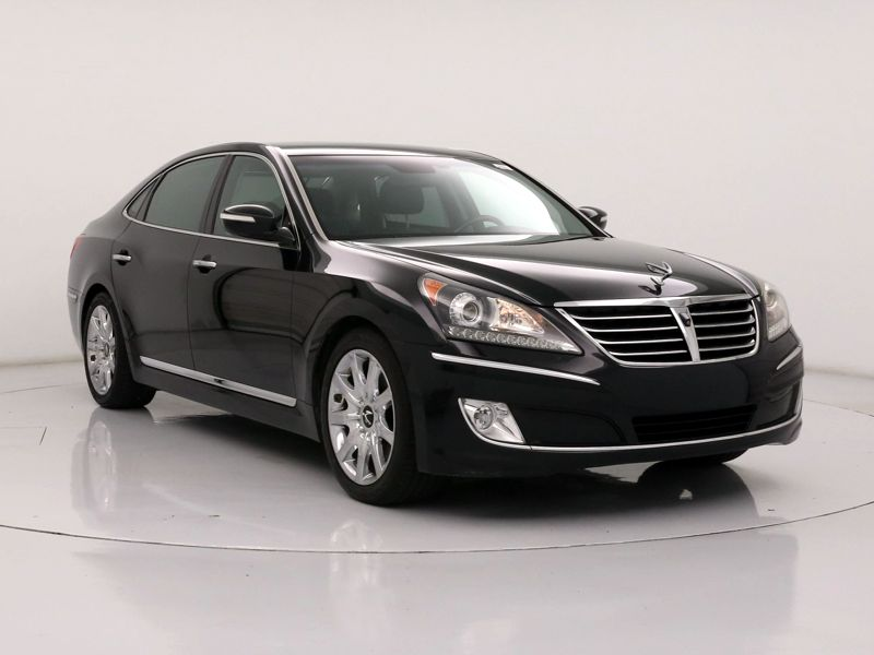 used hyundai equus ultimate for sale