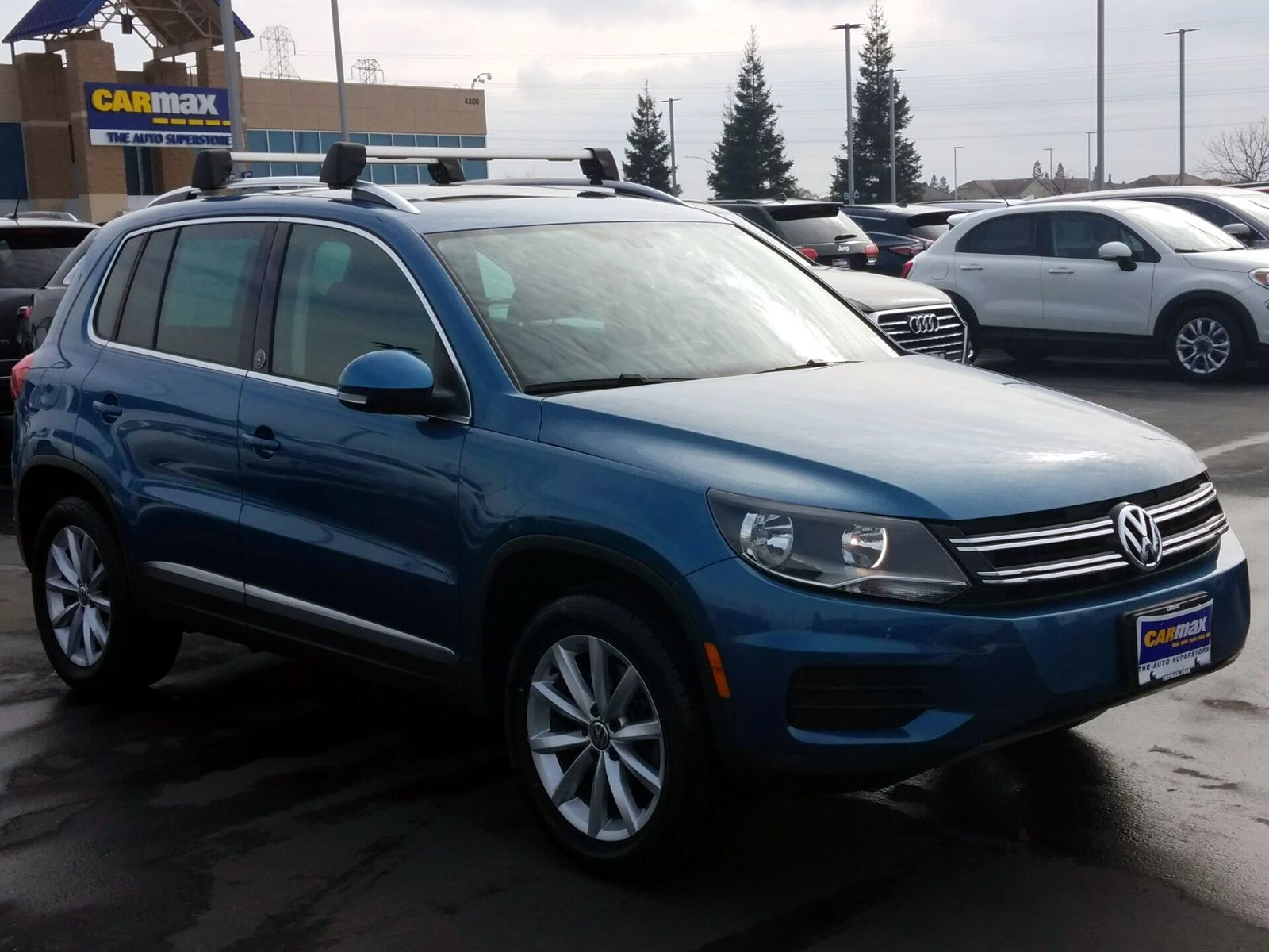 Used Volkswagen Tiguan Pleasant Hill Ca