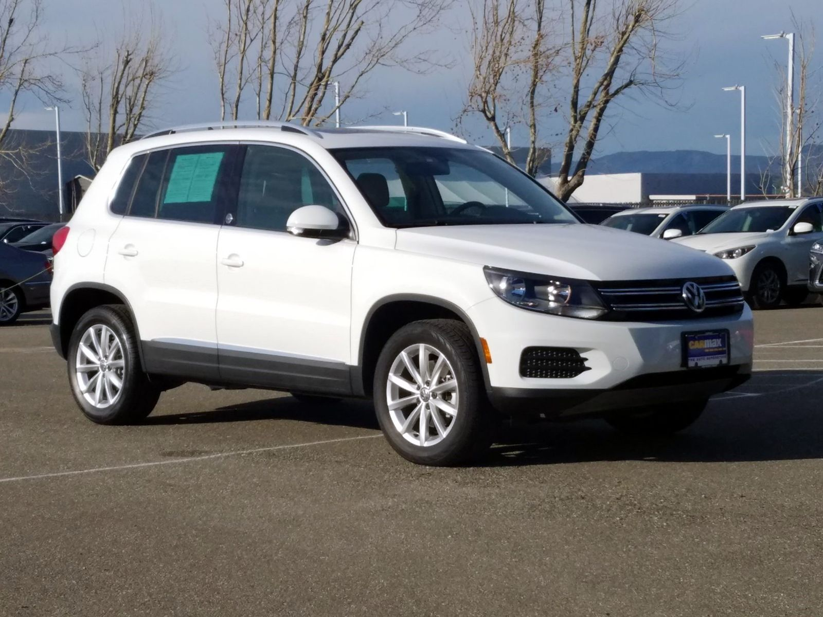 Used Volkswagen Tiguan Fairfield Ca