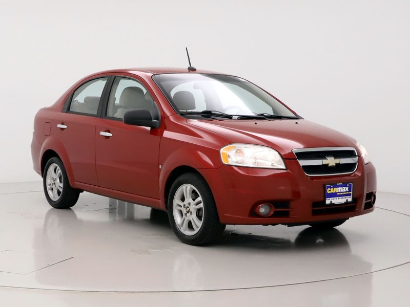 Used Chevrolet Aveo For Sale