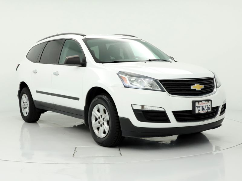 Used Chevrolet Traverse For Sale