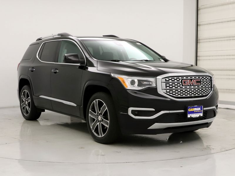 Used Gmc Acadia For Sale